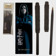HP - Snape Wand Pen And Bookmark, Toy Book