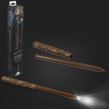 Hermione Illuminating Wand Pen, Paperback Book