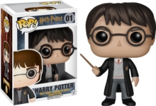 Funko Pop! Harry Potter - Harry in Hogwarts Uniform, General merchandize Book