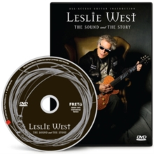Leslie West: The Sound and the Story, DVD  DVD