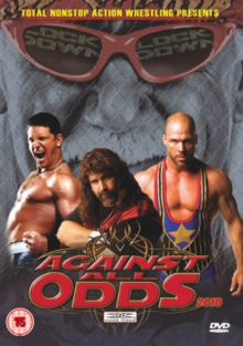 TNA Wrestling: Against All Odds 2010, DVD  DVD