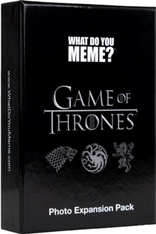 What Do You Meme : Game Of Thrones Edition, General merchandize Book