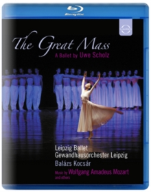 The Great Mass: Leipzig Ballet, Blu-ray BluRay