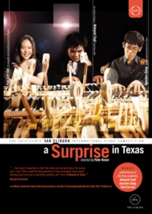A   Surprise in Texas, DVD DVD