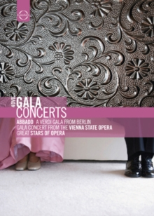 Gala Concerts from Vienna, DVD  DVD