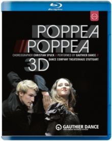 Poppea//Poppea: Gauthier Dance, Blu-ray BluRay