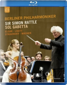 Sir Simon Rattle and Sol Gabetta, Blu-ray BluRay