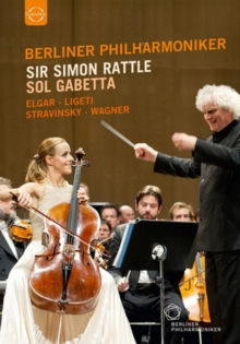 Sir Simon Rattle and Sol Gabetta, DVD DVD