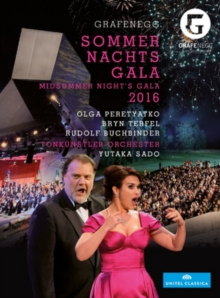 Midsummer Night's Gala 2016, DVD DVD
