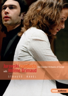 Strauss/Ravel: Chamber Orchestra of Europe (Jurowski), DVD DVD
