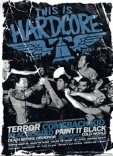 This Is Hardcore Fest 2008, DVD  DVD