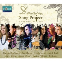 Darwin Song Project, CD / Album Cd