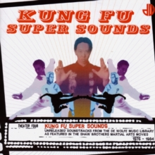 Kung Fu Super Sounds: Music from the Shaw Brothers Kung Fu, CD / Album Cd