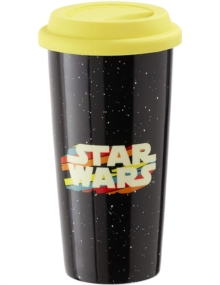 Star Wars Retro Millennium Falcon Travel Mug, General merchandize Book