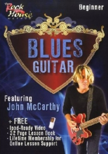 Blues Guitar: Beginner, DVD  DVD
