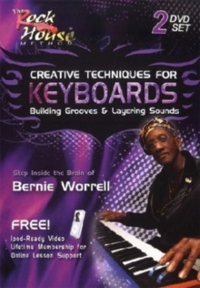 Bernie Worrell: Creative Techniques for Keyboards, DVD  DVD