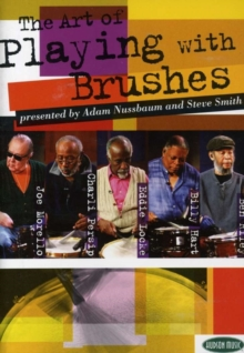 The Art of Playing With Brushes, DVD DVD