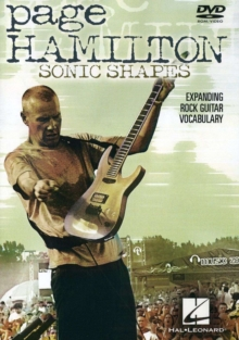 Page Hamilton: Sonic Shapes, DVD  DVD