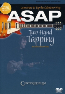 Dave Celentano: Two Hand Tapping, DVD  DVD