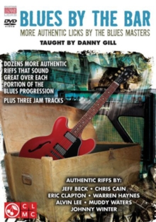 Blues By the Bar - More Authentic Licks By the Blues Masters, DVD  DVD
