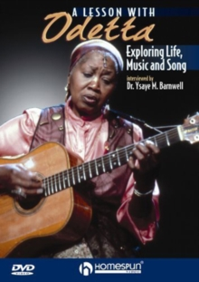 A   Lesson With Odetta - Exploring Life, Music and Song, DVD DVD