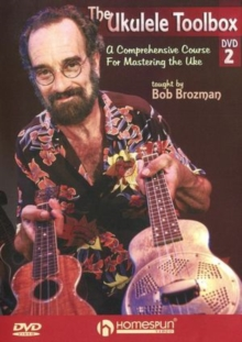 The Ukulele Toolbox 2, DVD DVD