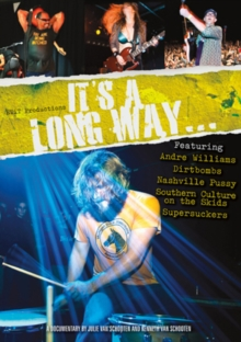 It's a Long Way, DVD  DVD
