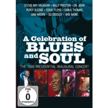 A   Celebration of Blues and Soul, DVD DVD