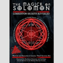 The Magick of Solomon - Lemegeton Secrets Revealed, DVD DVD