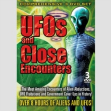 UFOs and Close Encounters, DVD  DVD
