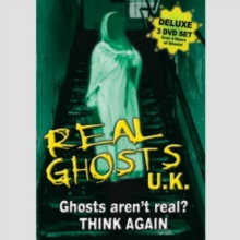 Real Ghosts UK, DVD  DVD