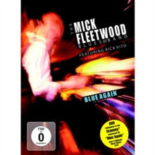 Mick Fleetwood Blues Band: Blue Again, DVD  DVD
