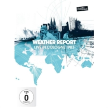 Weather Report: Live in Cologne 1983, DVD  DVD
