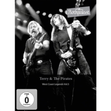 Terry and the Pirates: Rockpalast West Coast Legends - Volume 5, DVD  DVD