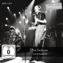 Joe Jackson: Live at Rockpalast, DVD DVD