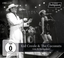 Kid Creole and the Coconuts: Live at Rockpalast 1982, DVD DVD
