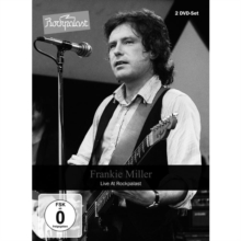 Frankie Miller: Live at Rockpalast, DVD  DVD
