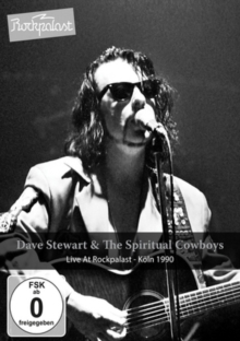 Dave Stewart & the Spiritual Cowboys: Live at Rockpalast, DVD DVD