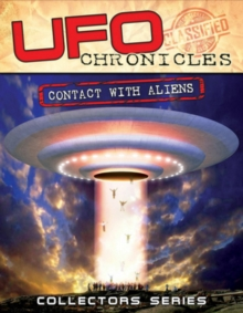 UFO Chronicles: Contact With Aliens, DVD  DVD