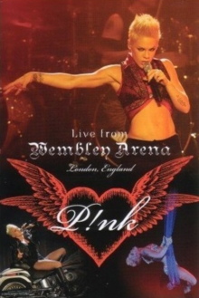 Pink: Live from Wembley Arena - London, England, DVD DVD