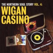 Golden Age of Northern Soul, The - Wigan Casino, CD / Album Cd