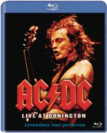 AC/DC: Live at Donington, Blu-ray  BluRay