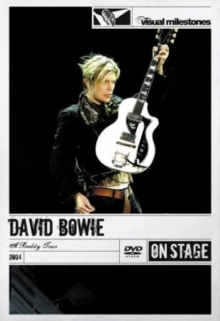 David Bowie: A Reality Tour, DVD DVD