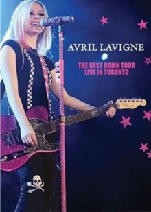 Avril Lavigne: The Best Damn Tour - Live in Toronto, DVD DVD