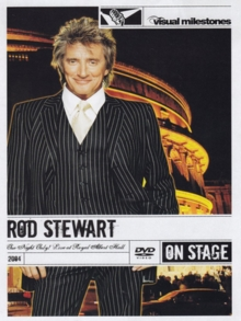 Rod Stewart: One Night Only - Live at Royal Albert Hall, DVD  DVD
