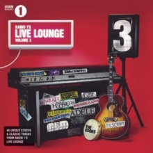 Radio 1's Live Lounge, CD / Album Cd