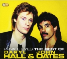 Private Eyes: The Best Of, CD / Album Cd