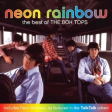 Neon Rainbow: The Best of the Box Tops, CD / Album Cd
