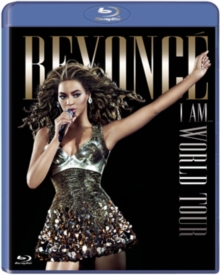 Beyoncé: I Am... World Tour, Blu-ray  BluRay