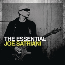 The Essential Joe Satriani, CD / Album Cd